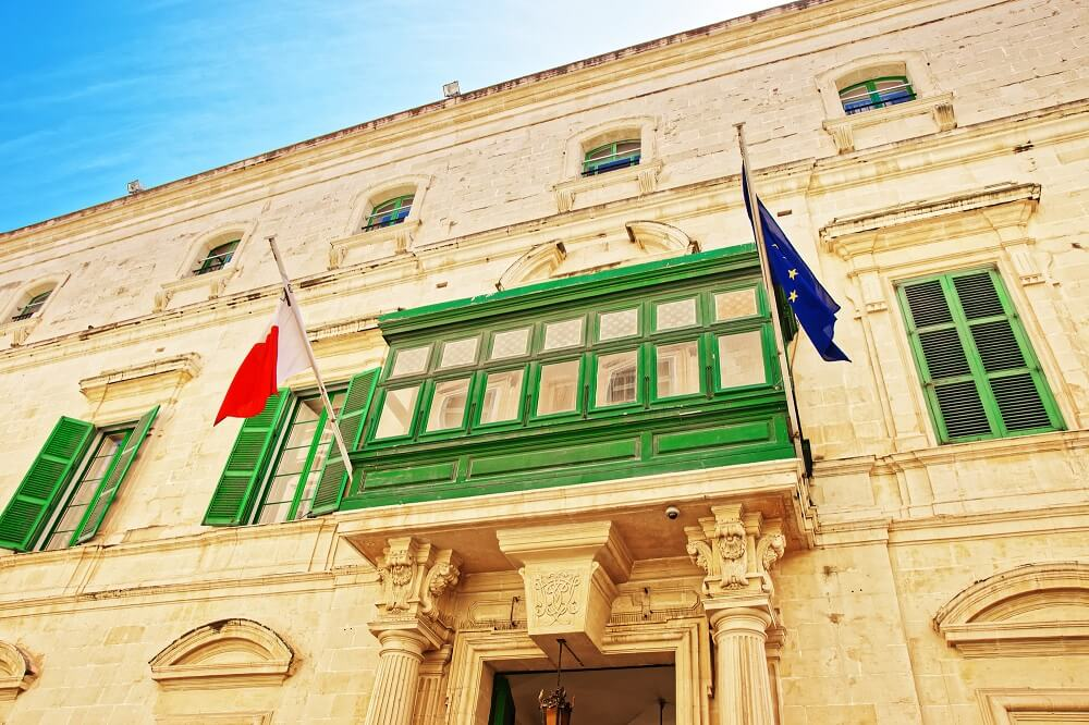 Palazzo Parisio Malta - 2