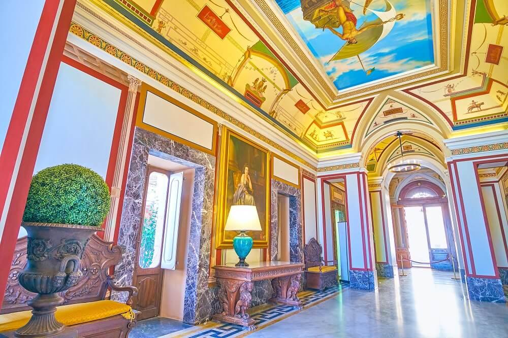 Palazzo Parisio Malta - 4